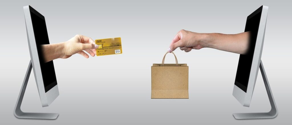 ecommerce, selling online, online sales
